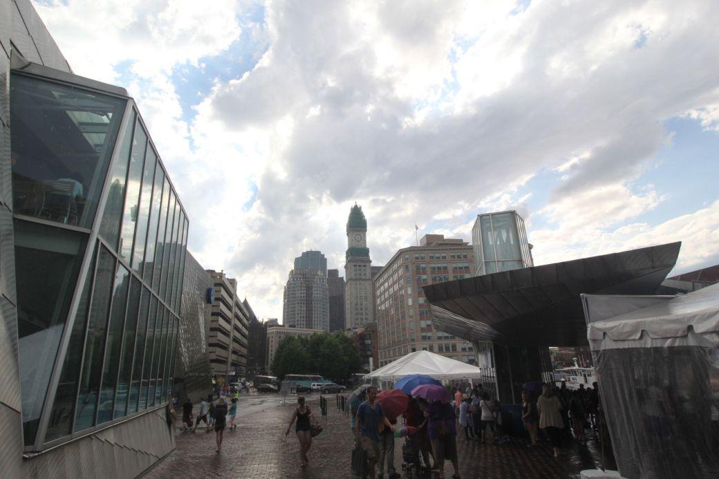 boston rainstorm hail storm august 4 after storm 1