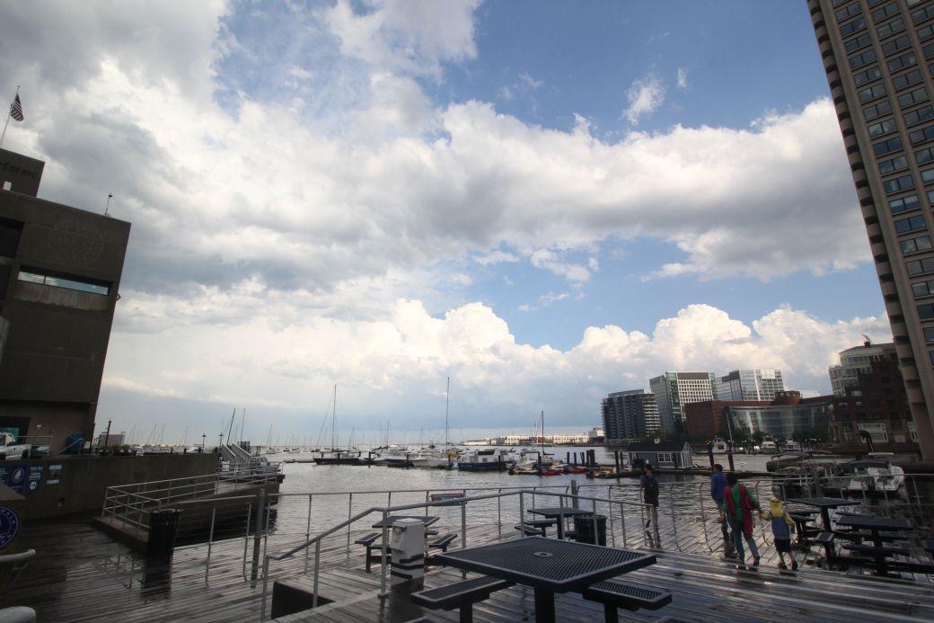 boston rainstorm hail storm august 4 after storm 2