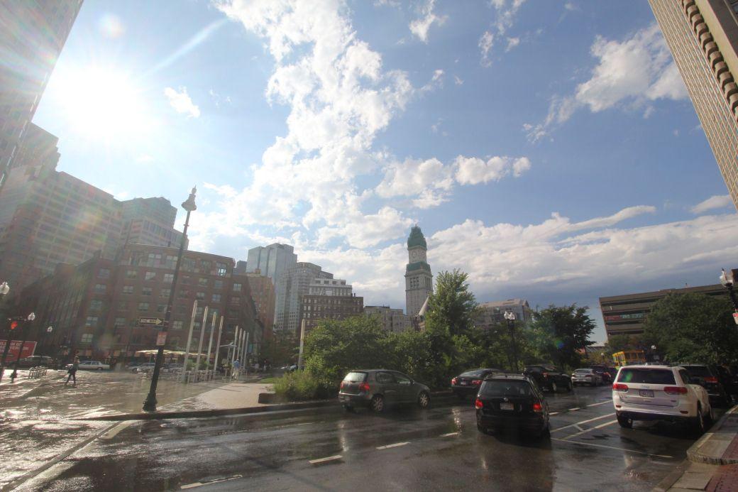 boston rainstorm hail storm august 4 after storm 5