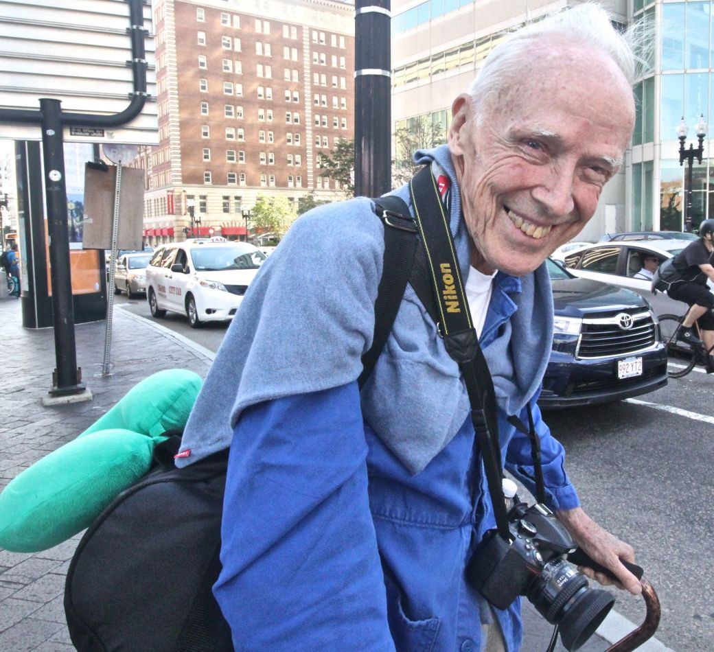 boston south station bill cunningham style photographer New York Times