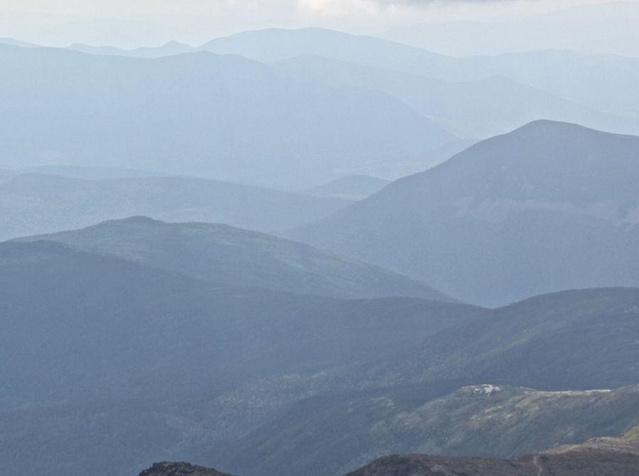 new hampshire presidential mountain range mount washington summit 29