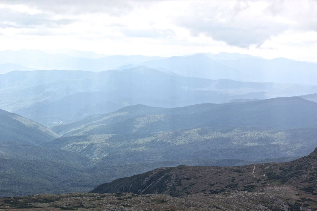 new hampshire presidential mountain range mount washington summit 30