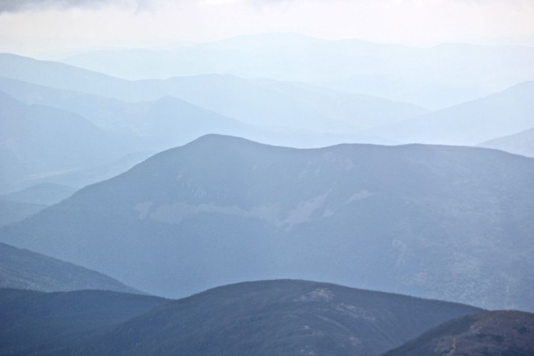 new hampshire presidential mountain range mount washington summit 31