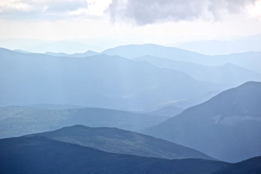 new hampshire presidential mountain range mount washington summit 32