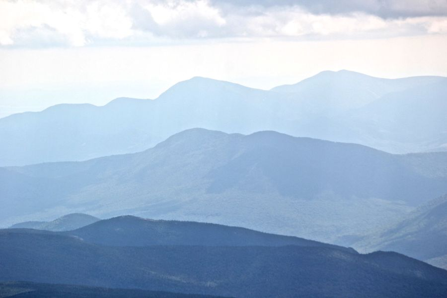 new hampshire presidential mountain range mount washington summit 35