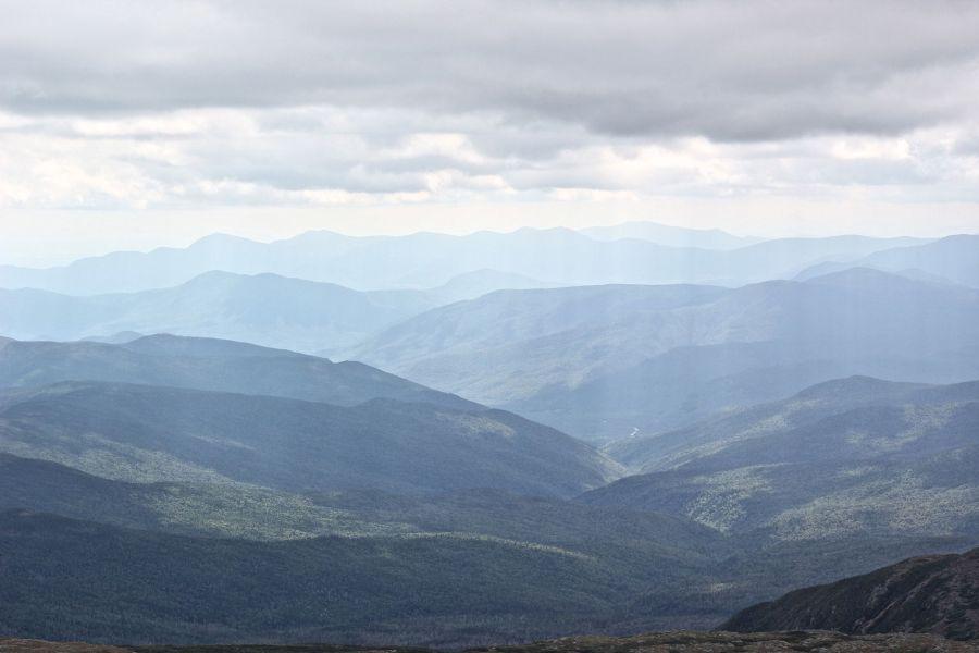 new hampshire presidential mountain range mount washington summit 36