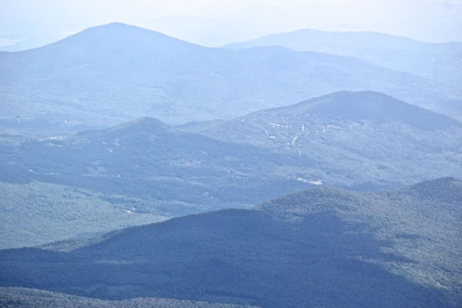 new hampshire presidential mountain range mount washington summit 40