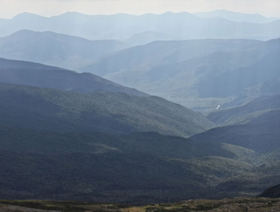 new hampshire presidential mountain range mount washington summit 44