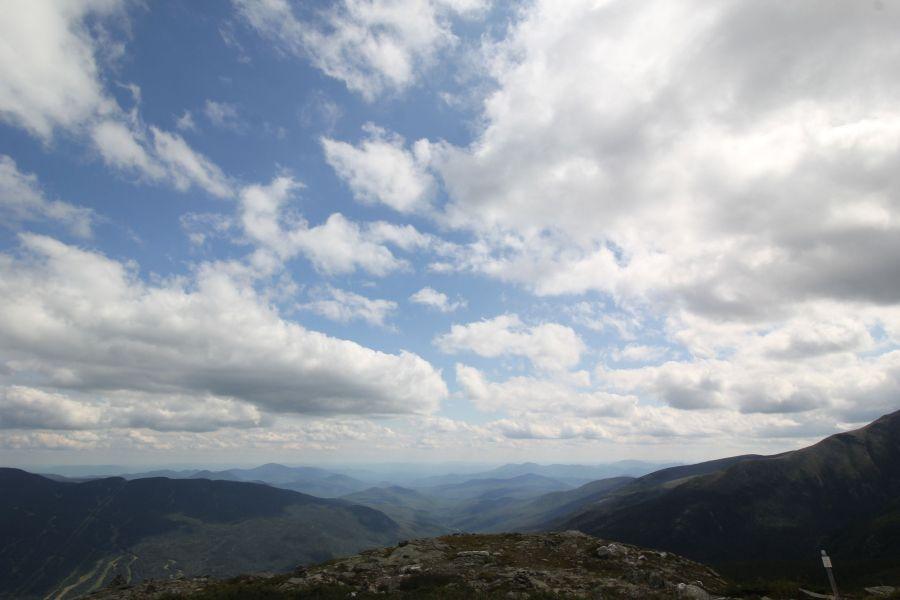 new hampshire presidential mountain range mount washington summit 45