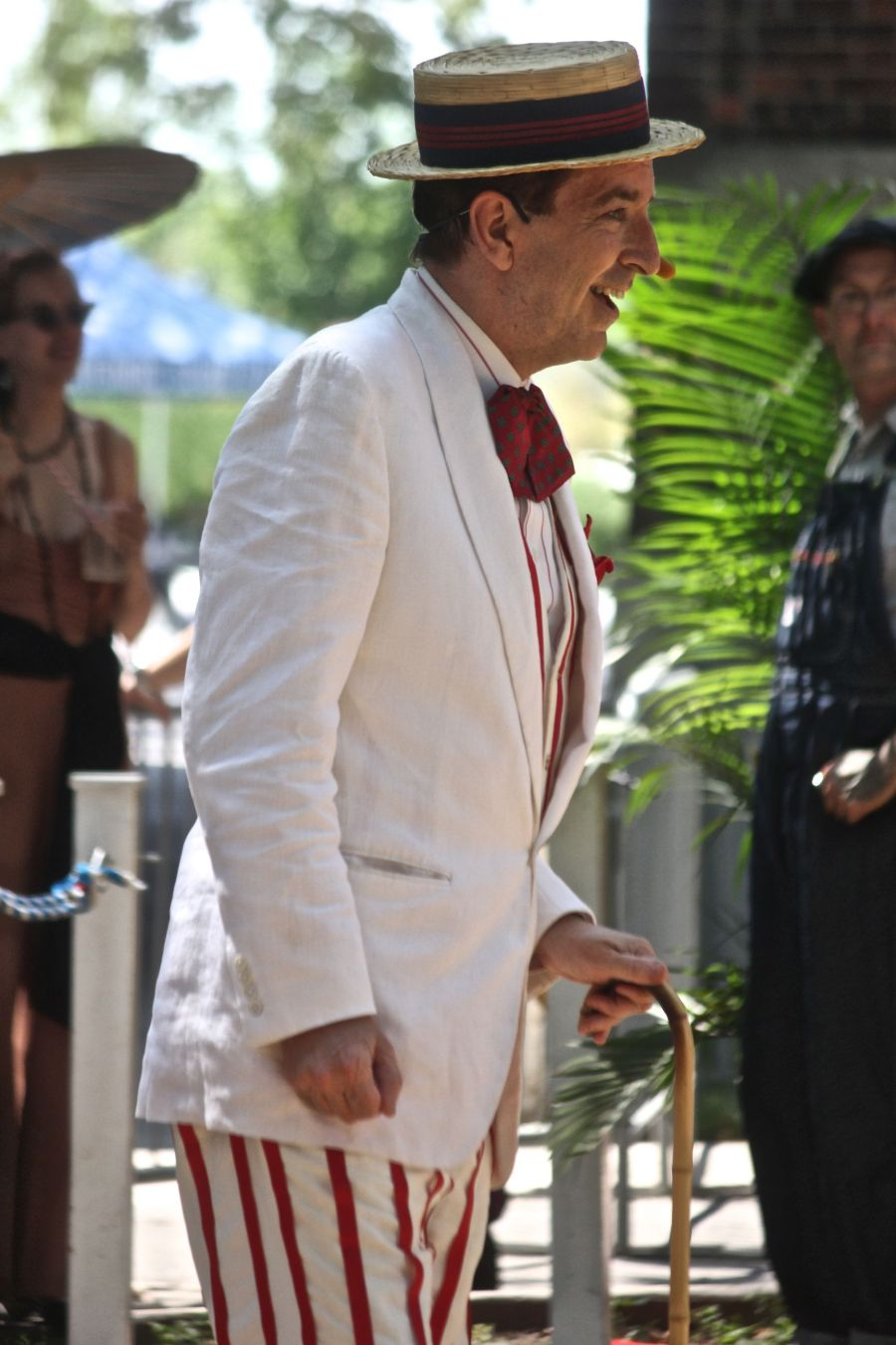 new york city governor's island jazz age lawn party august 16 party people dreamland follies singer