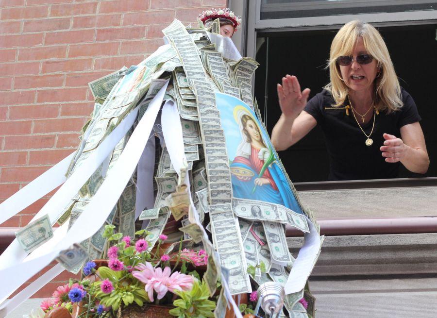 boston north end santa lucia festival august 31 3