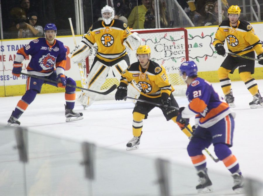 providence bruins bridgeport sound tigers game october 16 18