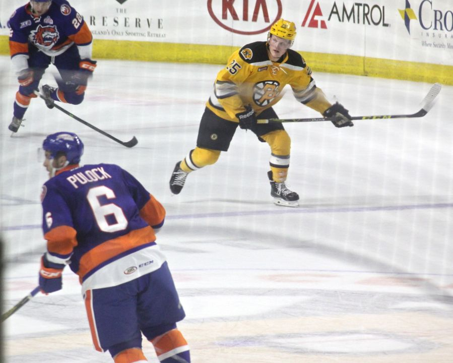 providence bruins bridgeport sound tigers game october 16 19