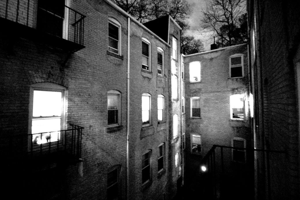 boston allston building view