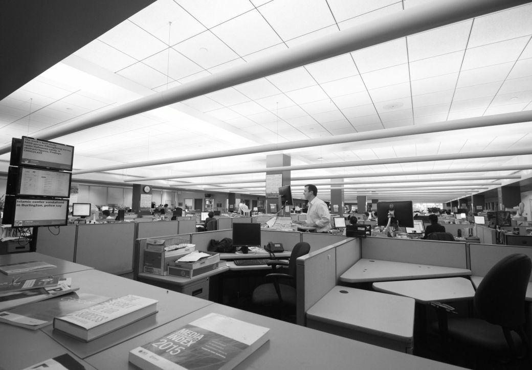 boston globe newsroom 2