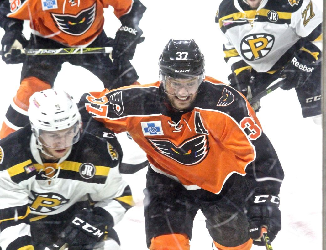 providence bruins lehigh valley phantoms 1