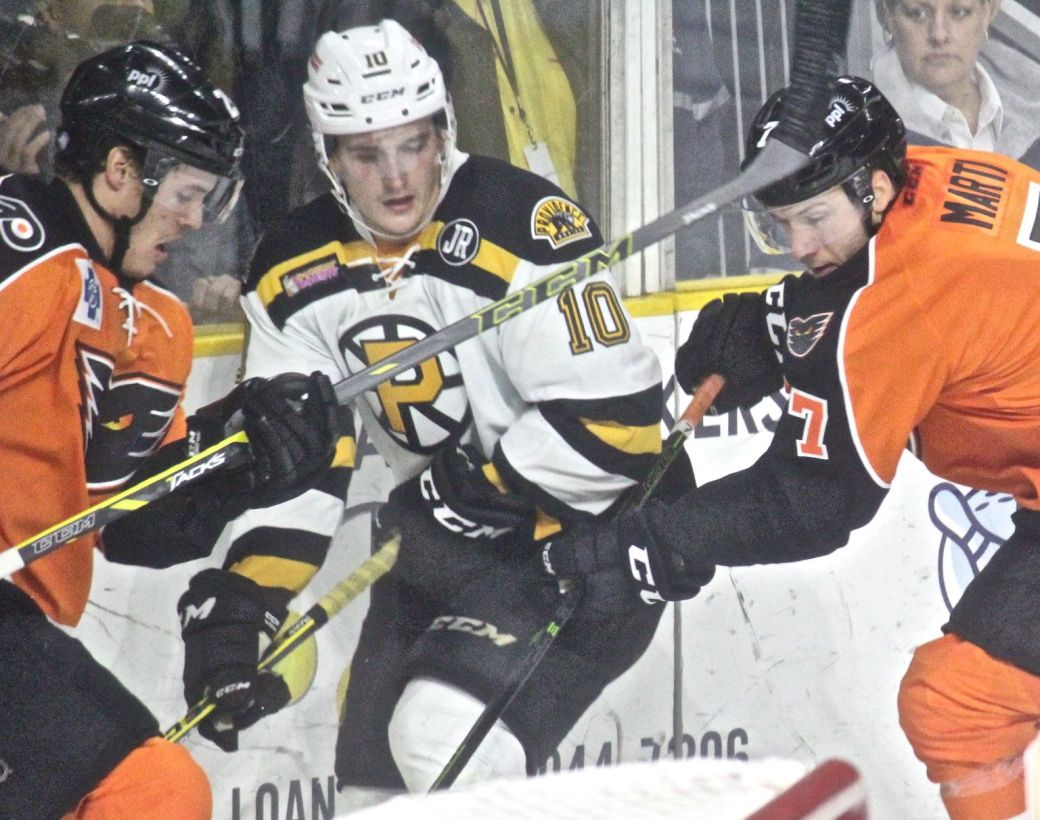 providence bruins lehigh valley phantoms 11