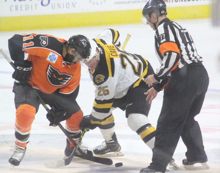 providence bruins lehigh valley phantoms 13