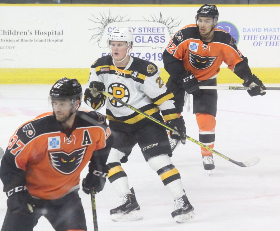 providence bruins lehigh valley phantoms 15