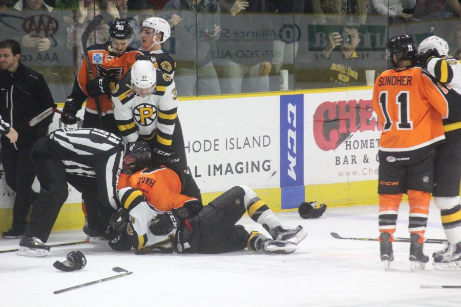 providence bruins lehigh valley phantoms 17