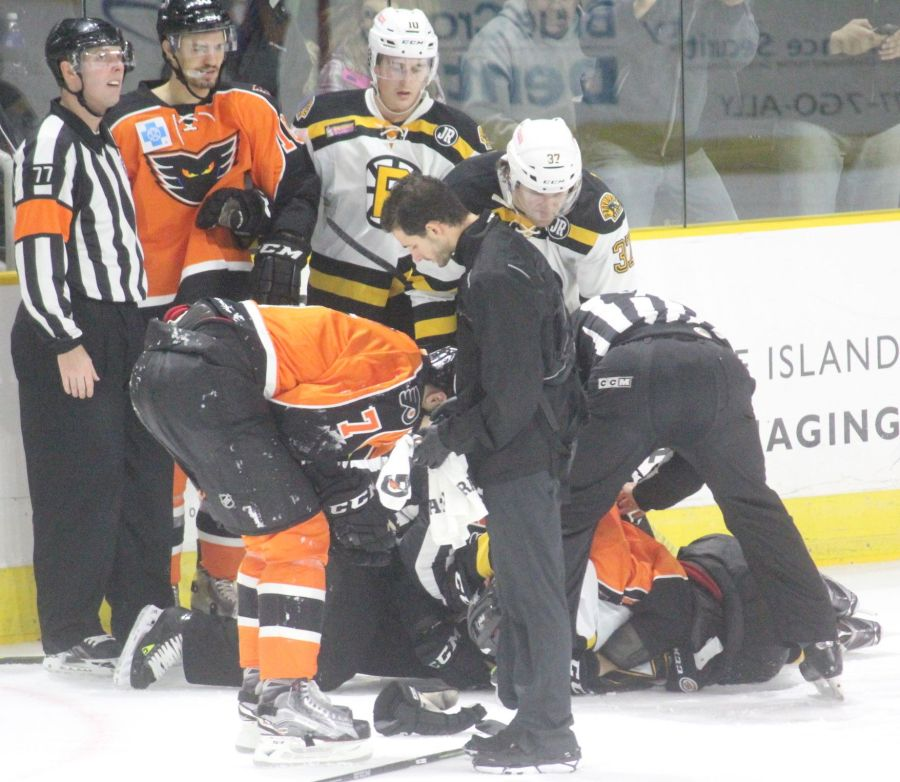providence bruins lehigh valley phantoms 18