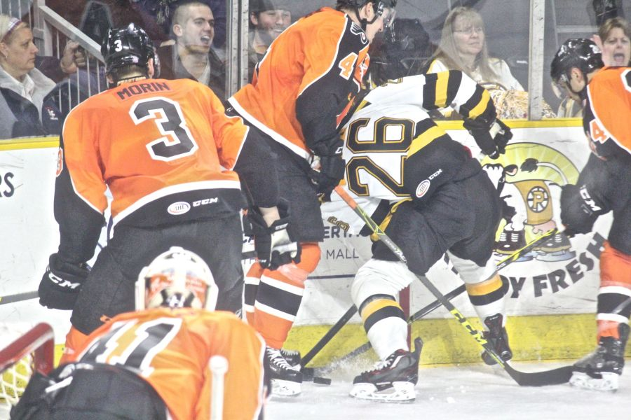 providence bruins lehigh valley phantoms 19