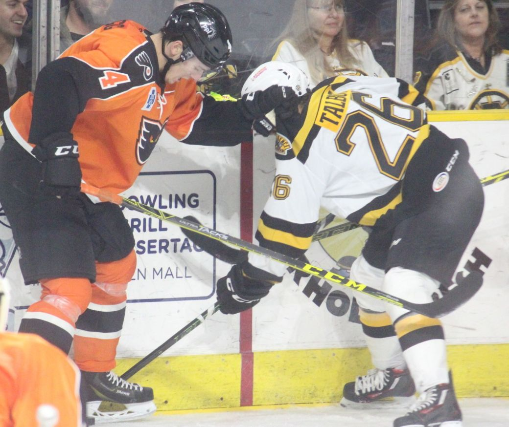 providence bruins lehigh valley phantoms 22