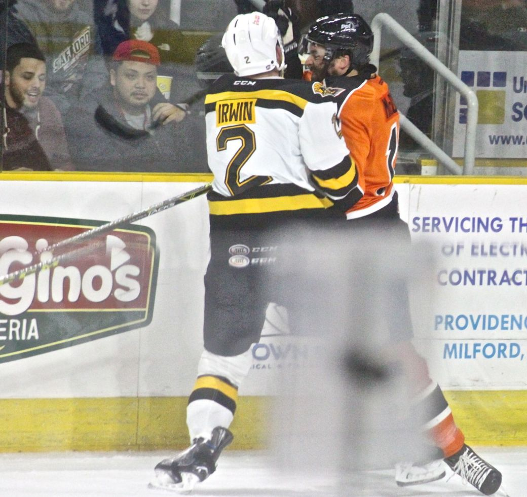 providence bruins lehigh valley phantoms 3