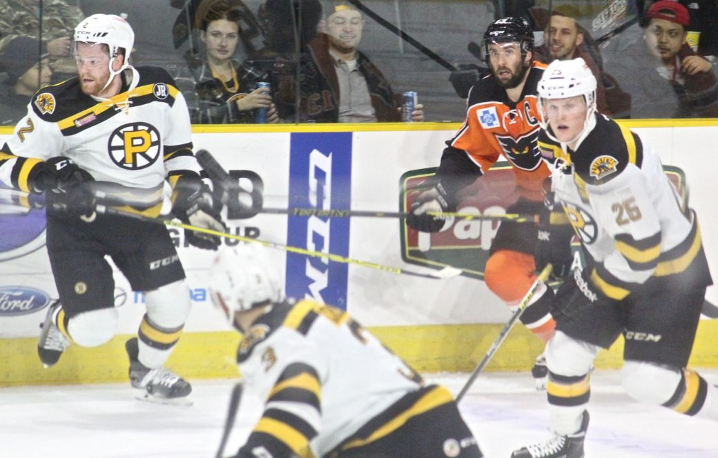 providence bruins lehigh valley phantoms 4
