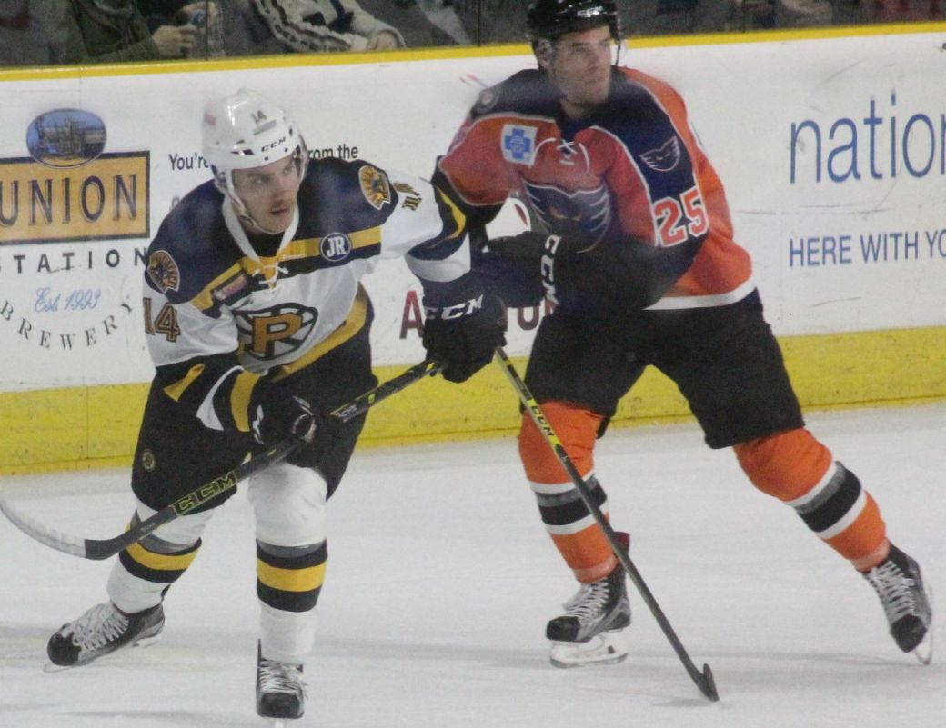 providence bruins lehigh valley phantoms 5