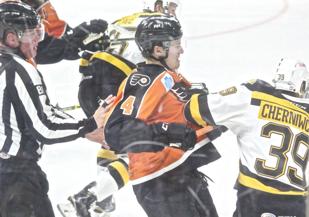 providence bruins lehigh valley phantoms 6
