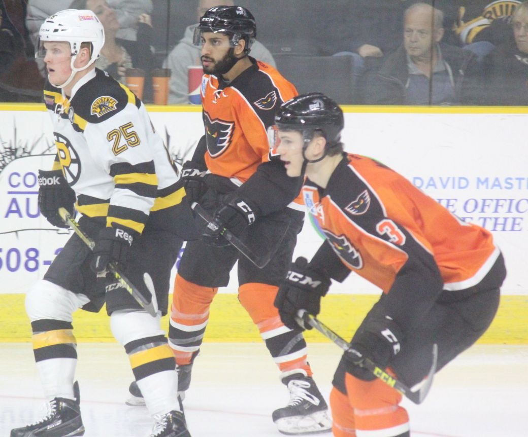 providence bruins lehigh valley phantoms 7