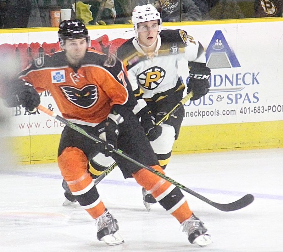providence bruins lehigh valley phantoms 8