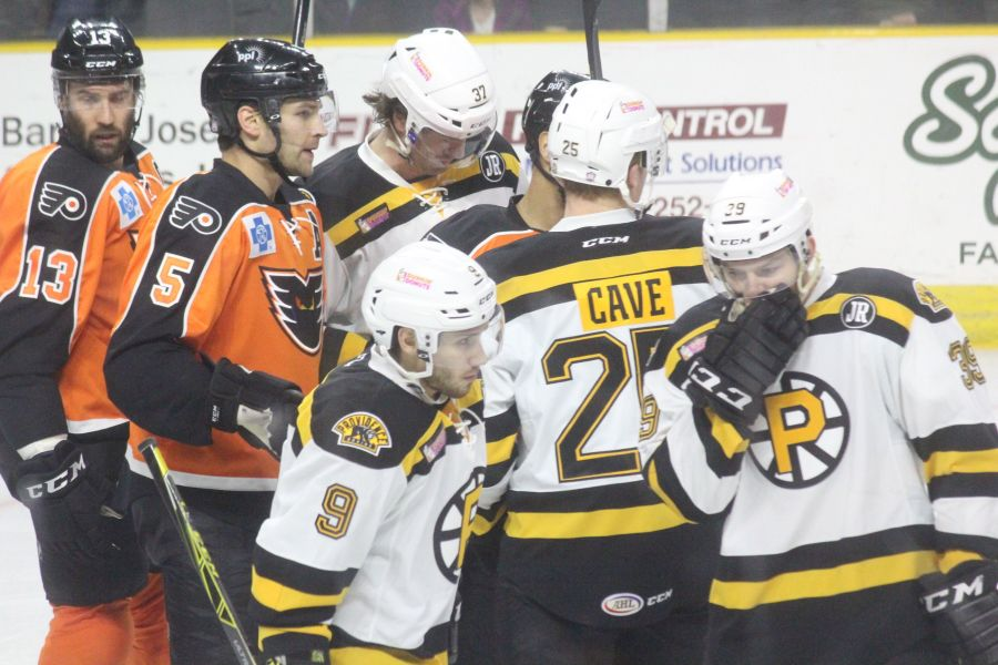providence bruins lehigh valley phantoms 9