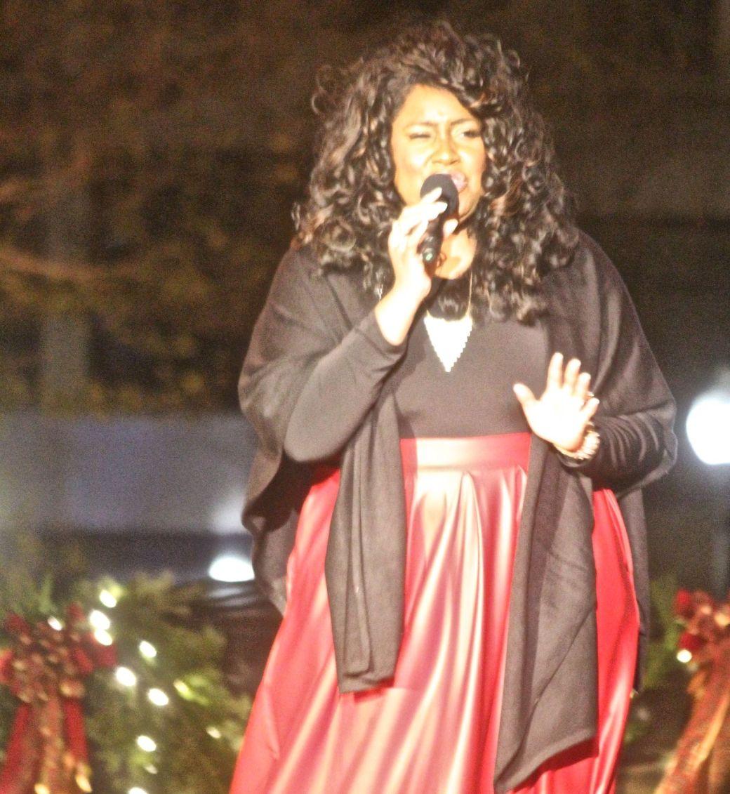 boston common christmas tree lighting december 3 2015 performer 4