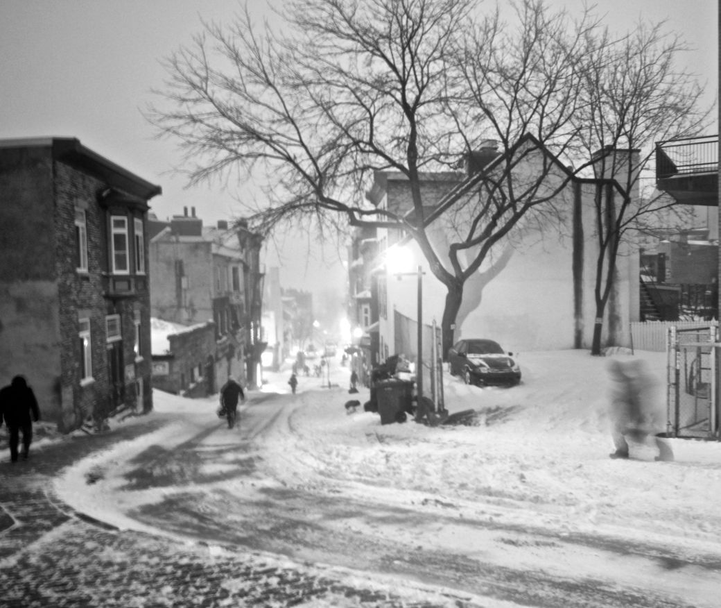 quebec quebec city snow storm december 29 2015 5