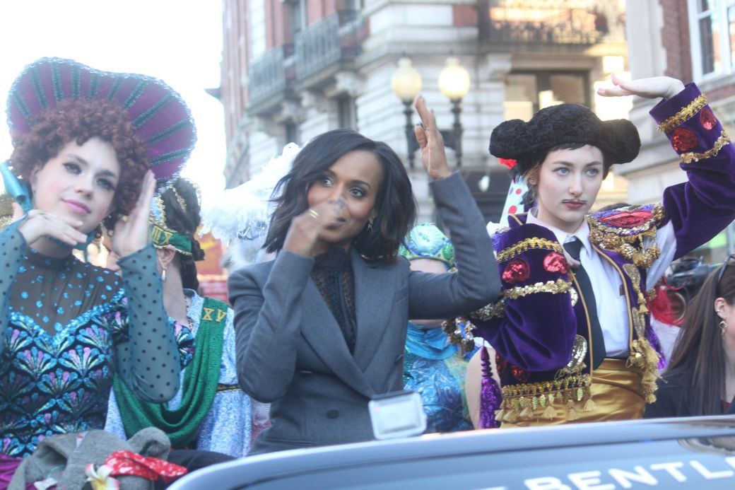 cambridge hasty pudding parade kerry washington january 28 2016 4