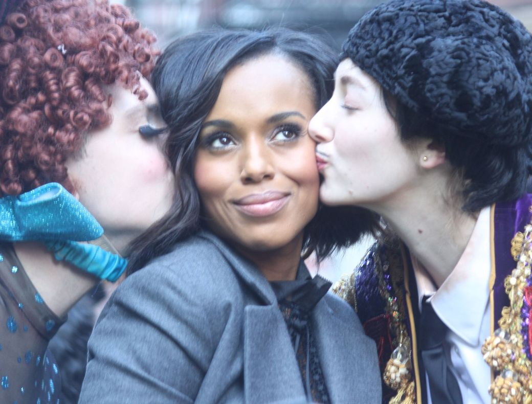 cambridge hasty pudding parade kerry washington january 28 2016 8