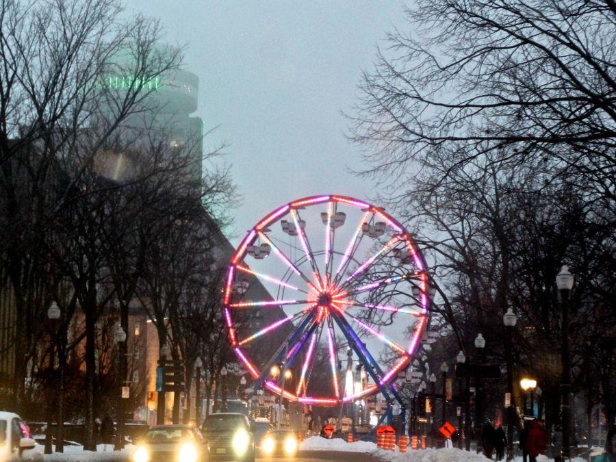quebec city ferris wheel