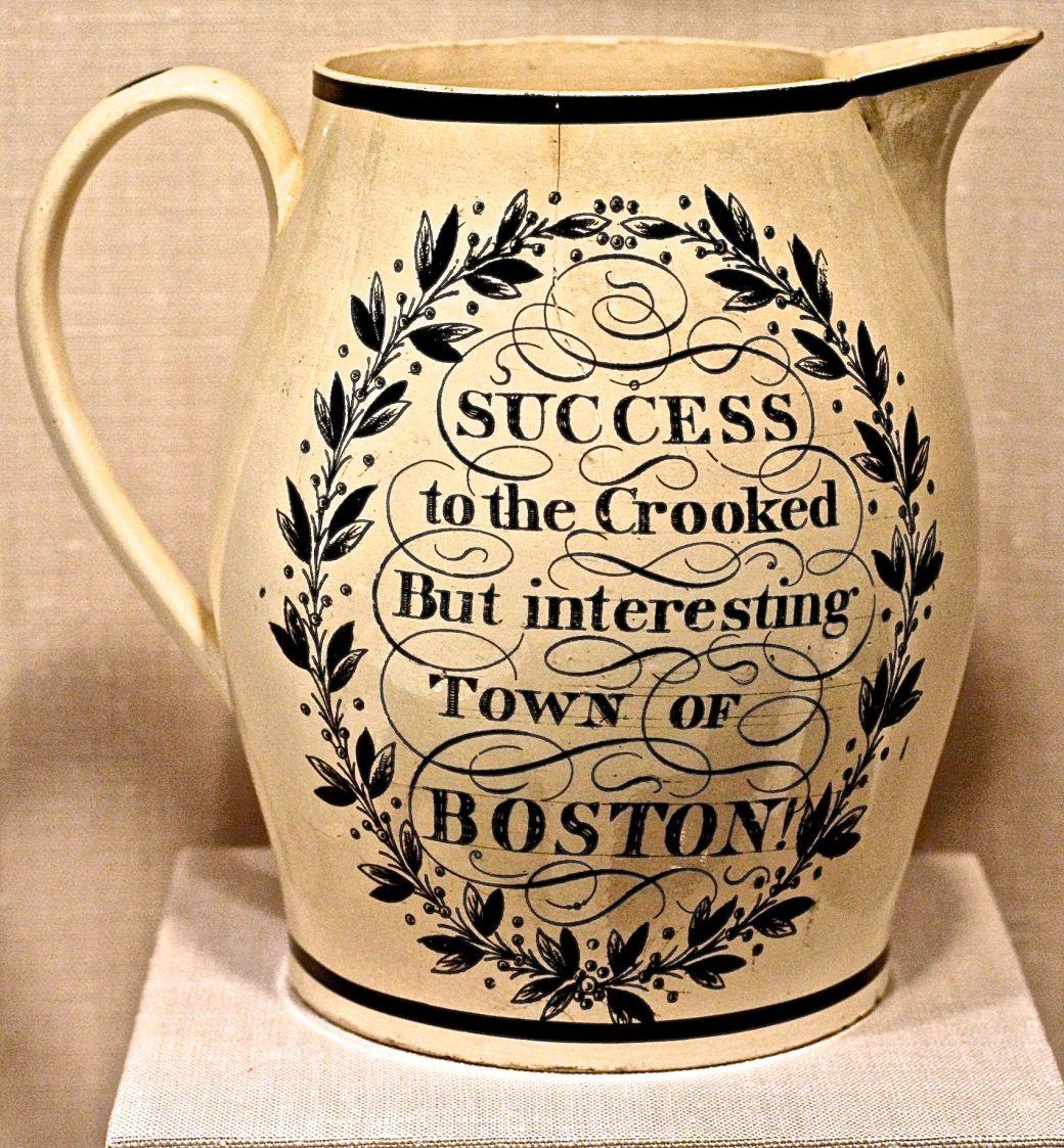 worcester art museum boston pitcher