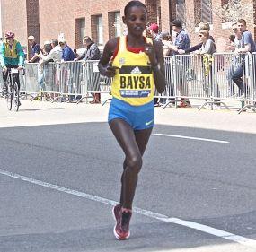 boston marathon april 18 2016 astede baysa boston marathon winner 2016
