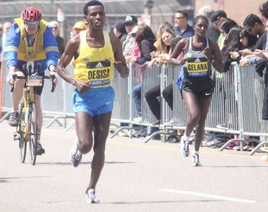 boston marathon april 18 2016 desisa