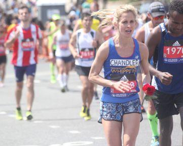 boston marathon april 18 2016 group chandler