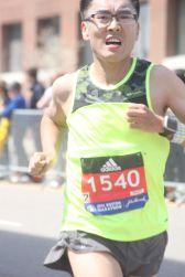 boston marathon april 18 2016 group number 1540
