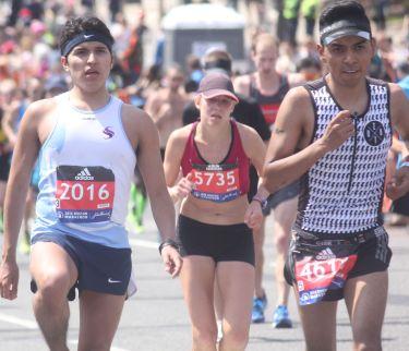 boston marathon april 18 2016 group number 2016