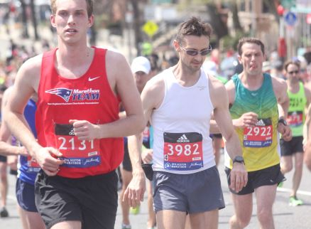 boston marathon april 18 2016 group number 2131