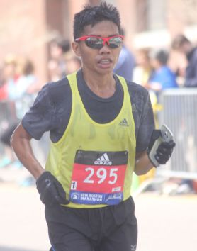 boston marathon april 18 2016 group number 295