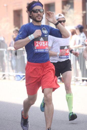 boston marathon april 18 2016 group number 2984