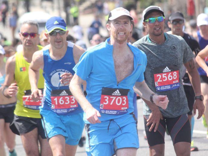 boston marathon april 18 2016 group number 3703