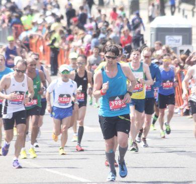 boston marathon april 18 2016 group number 3989